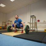 Olimpijsko dvigovanje uteži